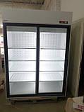 Холодильный шкаф холодильник б у Случь 1400 ВСн (двери купе) Интэко-Мастер, фото 6