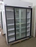 Холодильный шкаф холодильник б у Случь 1400 ВСн (двери купе) Интэко-Мастер, фото 8