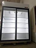 Холодильный шкаф холодильник б у Случь 1400 ВСн (двери купе) Интэко-Мастер, фото 10