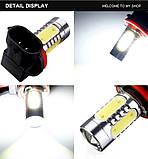Дневные ходовые габаритные огни LED лампа H11(Н8,Н9), ПРОТИВОТУМАНКИ, фото 2
