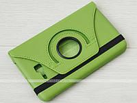 Поворотный чехол для Samsung Galaxy Tab 3 Lite 7.0 SM-T110, T111, T113, T116 Green
