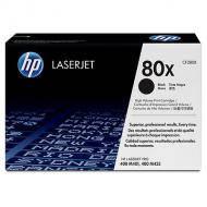 Картридж HP (CF280X) (LJ 80X CP4525dn/ CP4525n/ CP4525xh/ M425dn/ M425dw/ M401a/ M401dn/ M401dw) Black
