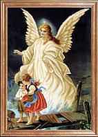 Ангел с детьми МК КС-093