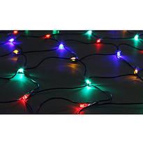 Гирлянда Сетка светодиодная 160 led мульти 2х1м, фото 3