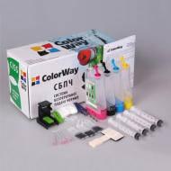 СНПЧ ColorWay (MP240CN-4.1NC) Canon (PIXMA MP240 / MP250 / MP252 / MP260 / MP270 / MP272 / MP280 / MP282 / MX320 / MX330 / MX340 / MX350)