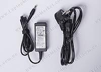 Блок питания SAMSUNG 19V, 2.1A, 40W, 5.5*3.0мм, black (AD-4019S) + сетевой кабель питания