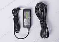 Блок питания SONY 19.5V, 2A, 40W, 6.5*4.4мм, black + сетевой кабель питания (VGP-AC19V39)