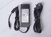 Блок питания SAMSUNG 19V, 4.74A, 90W, 5.5*3.0мм, black + сетевой кабель питания (AD-9019N AP13AD05)