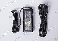 Блок питания SONY 19.5V, 4.1A, 80W, 6.5*4.4мм, black + сетевой кабель питания