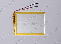Аккумуляторная батарея для планшета Li-Polymer 3.7V, 4000mAh, 115*80*4мм