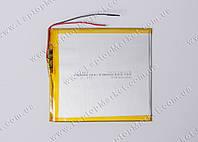 Аккумуляторная батарея для планшета Li-Polymer 3.7V, 5000mAh, 126*114*3мм