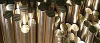 Пруток (круг) бронзовый БрАЖН10-4-4 ф 25 мм