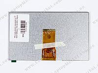 "Матрица для планшета 7"" 164*100мм, 1024x600, 50pin"
