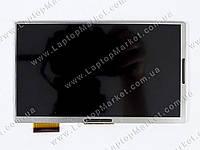 "Матрица для планшета 7"" 164*97мм, 1024x600, 50pin №2"