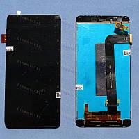 Оригинальный ЛСД экран и Тачскрин сенсор Xiaomi Redmi Note 2 модуль