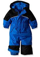 Зимний сдельный синий комбинезон Pulse(США) для мальчика 2 года