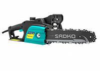 Пила цепная электрическая SADKO ECS-1500