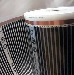 Інфрачервоний плівковий тепла підлога Luchi (50 см) 1 мп/110 Вт.м