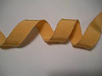 Репсовая лента итальянская 15 мм
