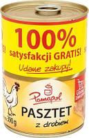 Паштет куриный 390 г Польша