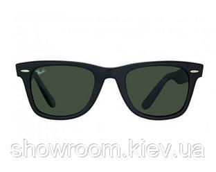 Женские солнцезащитные очки в стиле RAY BAN Wayfarer 2140-901 LUX