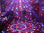 Недорогі світло прилади для дому (лазер, світломузика)