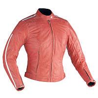 Куртка SAPHIR red кожа  04-M, арт. 100202001
