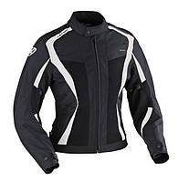 Куртка женская RAINBOW black/white 04-S, арт. 100102010