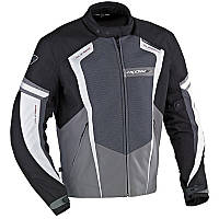 Куртка AIRWAY black\grey\white текстиль 07-XL, арт. 100101024 1041