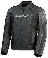 Куртка Bering кожа TRUST black (M), арт. CUB480, арт. CUB480