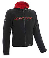 Куртка BERING текстиль JAAP black/red (M), арт.BTB041, арт. BTB041