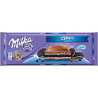 Шоколад Milka oreo (Милка орео) 300 г