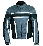 "Куртка BLH текстиль BENETT black/grey/antracite ""XXL"", арт. BPRB478, арт. BPRB478"