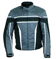 "Куртка BLH текстиль BENETT black/grey/antracite ""M"", арт. BPRB478, арт. BPRB478"