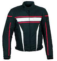 "Куртка BLH текстиль BENETT black/white/red ""XXL"", арт. BPRB471, арт. BPRB471"