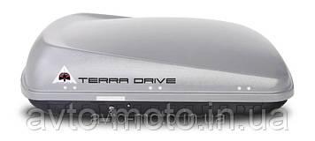 Автомобильный багажник Terra Drive 420 (аэробокс)