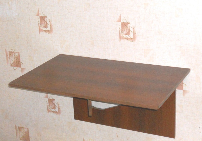 Откидной стол с креплением к стене: настенный столик Ikea