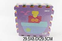 Пазлы фом A2314 10 пластин, в пленке 29,5*8*29,5см