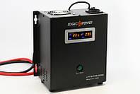 Бесперебойник LogicPower LPY-W-PSW-800VA - ИБП (12В, 570Вт) - инвертор с чистой синусоидой