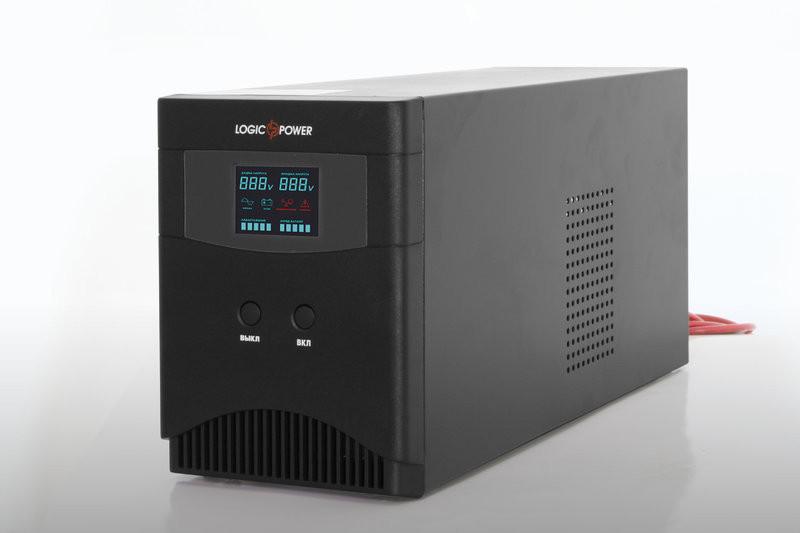 Бесперебойник LogicPower LPM-PSW-500VA - ИБП (12В, 350Вт) - инвертор с чистой синусоидой