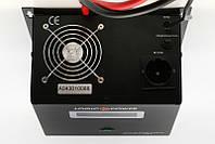 Бесперебойник LogicPower LPY-W-PSW-2000VA - ИБП (24В, 1400Вт) - инвертор с чистой синусоидой, фото 4