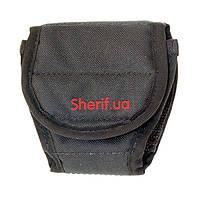 Чехол для наручников полицейский синтетика , 100019п