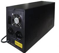 Бесперебойник RUCELF UPI-1400-24-EL - ИБП (24В, 1050Вт) - инвертор с чистой синусоидой, фото 2