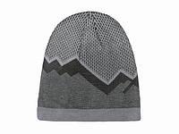 Зимняя шапка мужская на меховой подкладке
