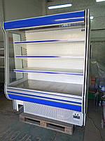 Холодильная горка холодильный регал холодильный стеллаж Сold R16, фото 1