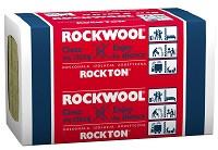 Акустична мінеральна вата Rockwool  ROCKTON 50мм 7,32 м2/уп. ШУМОІЗОЛЯЦІЙНА