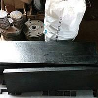 Скребок гумоармований ТМКЩ 1000*250*40, фото 1