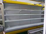 Холодильна гірка регал холодильний Интэко-Майстер ВІЛІЯ ВС 2,8 м., фото 2