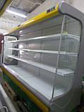 Холодильна гірка регал холодильний Интэко-Майстер ВІЛІЯ ВС 2,8 м., фото 3
