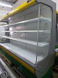 Холодильна гірка регал холодильний Интэко-Майстер ВІЛІЯ ВС 2,8 м., фото 6